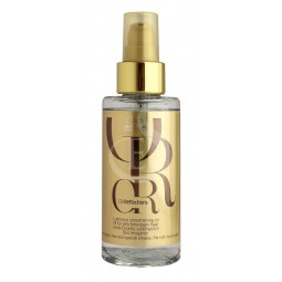 Wella oil reflections luminous smoothening oil, 100 ml