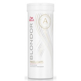 wella blondor freelights белая обесцвечивающая пудра, 400 гр