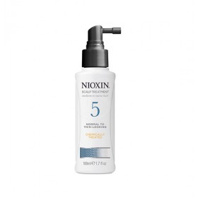 NIOXIN SYSTEM 5 SCALP TREATMENT FOR MEDIUM TO COARSE, NORMAL TO THIN LOOKING, NATURAL AND CHEMICALLY TREATED HAIR