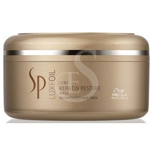 wella sp luxe oil KERATIN RESTORE MASK, 150 ml