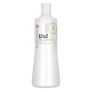 wella blondor freelights 12%, 1000 ml