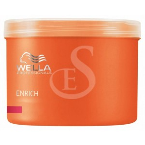 wella enrich moisturising treatment, 500 ml