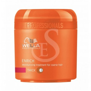 wella enrich moisturising treatment, 150 ml