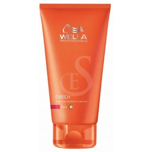 wella enrich conditioner, 200 ml