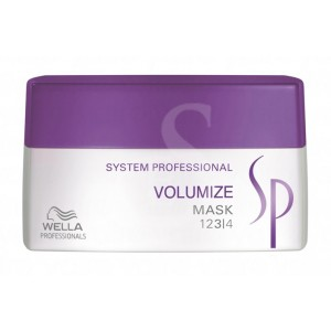 wella sp volumize mask, 200 ml