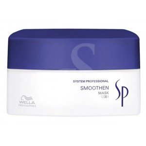 wella sp Smoothen mask, 200 ml