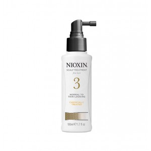 NIOXIN SYSTEM 3 SCALP TREATMENT FOR FINE, NORMAL TO THIN LOOKING, CHEMICALLY TREATED HAIR