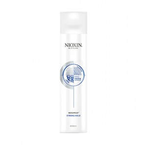 nioxin niospray strong hold, 400 ml