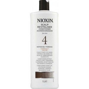 Nioxin system 4. SCALP REVITALISER CONDITIONER FOR FINE, NOTICEABLY THINNING, CHEMICALLY TREATED HAIR