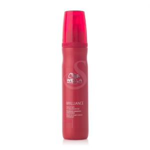 wella brilliance leave-in spray, 150 ml