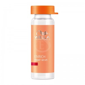 wella enrich repair serum, 8x10 ml