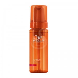 wella enrich bouncy foam, 150 ml