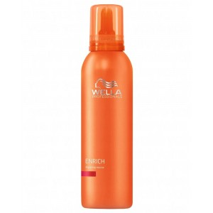 wella enrich repairing mousse, 150 ml