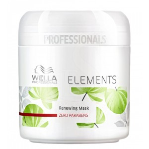 wella elements renewing mask, 150 ml
