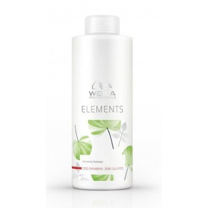 wella elements renewing shampoo, 1000 ml