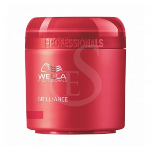 wella brilliance treatment for coloured hair, 150 ml
