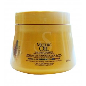 L'Oréal Mythic Oil mask with osmanthus and ginder oil, 200 ml