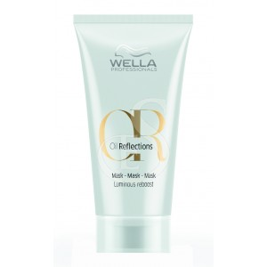 Wella oil reflections luminous reboost mask, 30 ml
