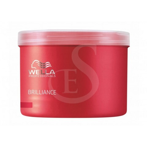 wella brilliance treatment for coarse, coloured hair (500 ml)
